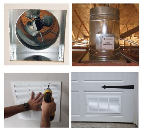 Garage Cooling System chill out cooling your home garage garagespot
