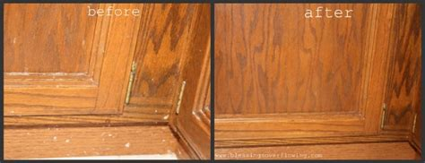 kitchen cabinet cleaner recipe clean kitchen days clean all woodwork natural wood