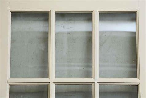 15 Glass Panel Door White Wood 15 Glass Panel Door Olde Things