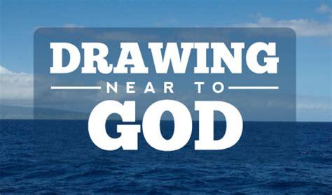 Drawing Near by Sermon Saturdays Laughs Sam Rainer