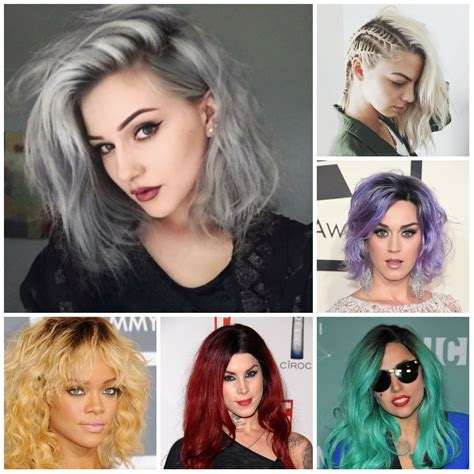 Hair Color Styles 2016 by Inspiring Hair Colors With Roots For 2017