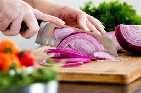 No More While Chopping Onions by Kitchen And Cooking Tips And Tricks