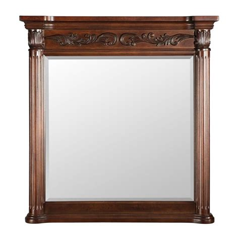 estates rich mahogany 36 inches mirror etgm3638 canada