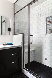 Small Black And White Bathroom Ideas best 20 black white bathrooms ideas on pinterest city