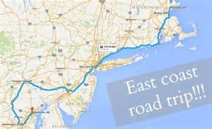 one week east coast road trip itinerary