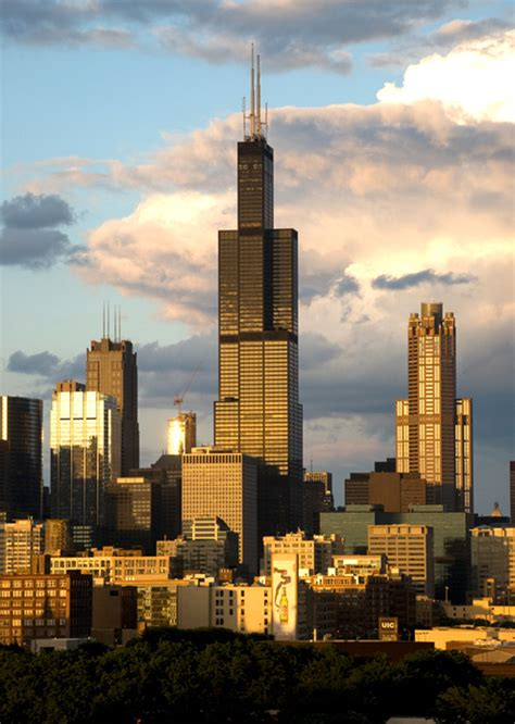 sears tower sears tower willis tower chicago il usa 1970 1974