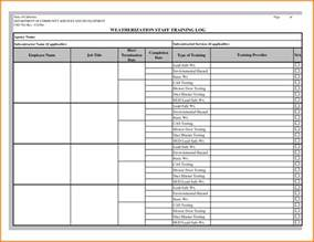 training log template 115811562 png scope of work template