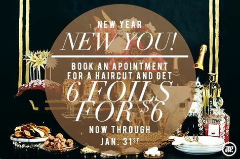 new year promotion idea 17 best images about salon ideas on new years