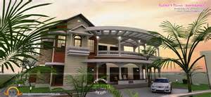 great house designs flat roof contemporary house in 1853 sq feet keralahousedesigns