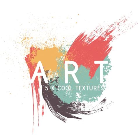 paint design paint textures background design vector free