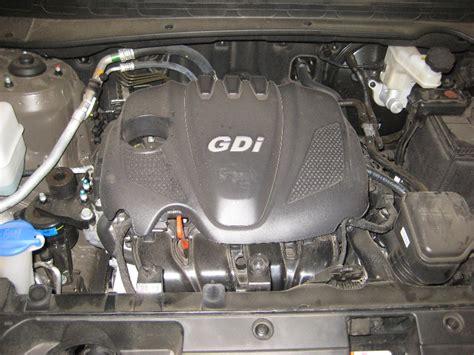 Kia Sportage Spark Plugs Kia Sportage Theta Ii Engine Spark Plugs Replacement Guide 001