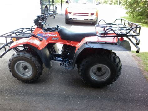 1991 Suzuki Quadrunner Suzuki Suzuki Runner 250 4x4 For Sale Canada
