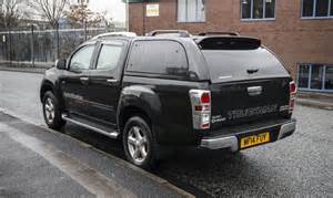 Isuzu Lease Isuzu D Max Lease Contract Hire Deals Trucks Direct