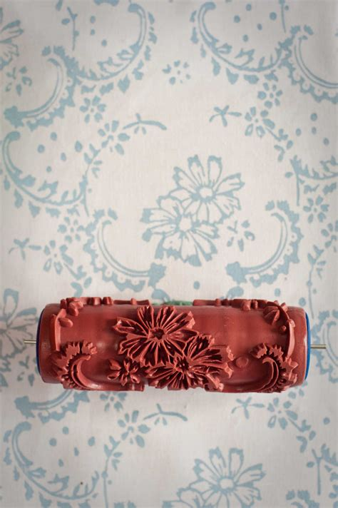 pattern paint roller murah no 12 patterned paint roller from the painted house