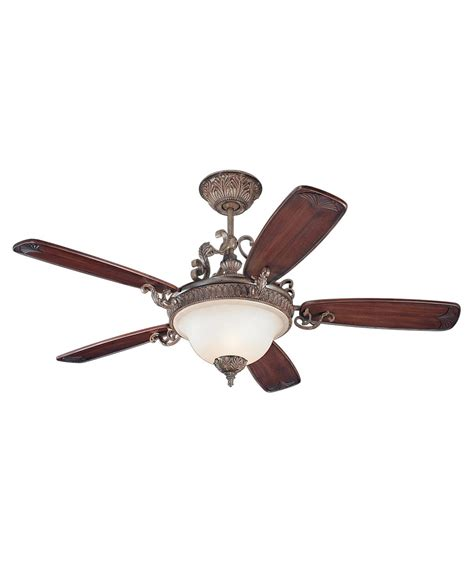 60 inch outdoor ceiling fan terra 60 inch ceiling fan by kichler ylighting light kit