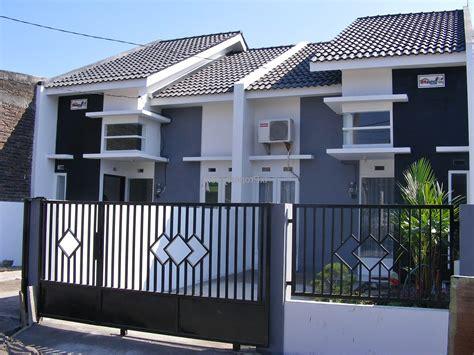 Pagar Rumah Minimalis 3 70 desain pagar rumah minimalis kayu dan besi desainrumahnya