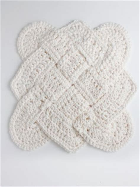 difficult knitting patterns sailor s knot dishcloth free pattern from yarnspirations