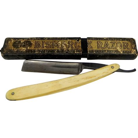 Mur Windshield Pulsar Original bismarck razor with bone handles original box e geh co mur s jewelry ruby