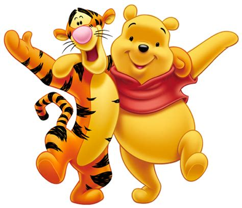 imagenes de winnie pooh leyendo transparent winnie the pooh and tigger png clipart