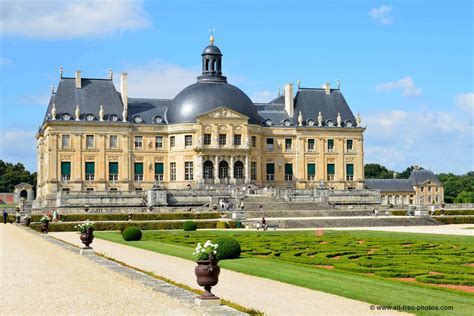 photo chateau of vaux le vicomte