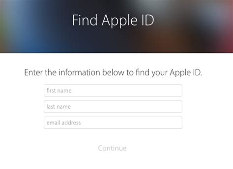 apple forgot password how to recover your lost apple id password