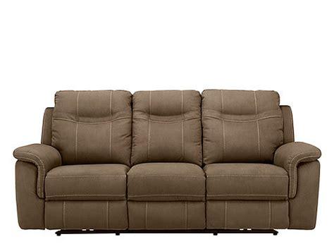 microfiber reclining sofa canada stanfield microfiber power reclining sofa everest