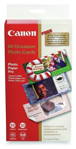 canon card templates 4x8 photo card templates
