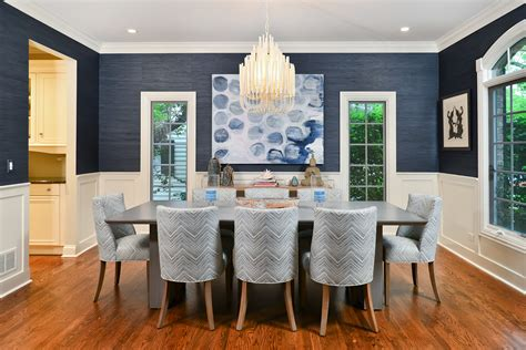 Creating A Warm And Calm Situation At Home With Blue Accent Wall | behr paint colors home depot painting ideas living room