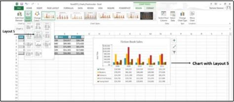 excel advanced layout advanced excel chart design