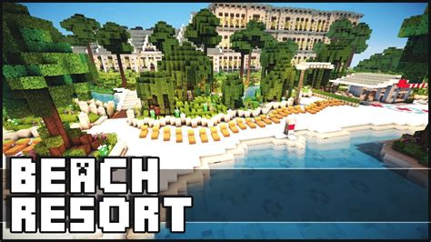 Florida Cool by Minecraft Beach Resort Youtube