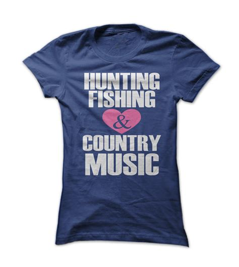 Country T Shirts Fishing And Country Sunfrog Shirt