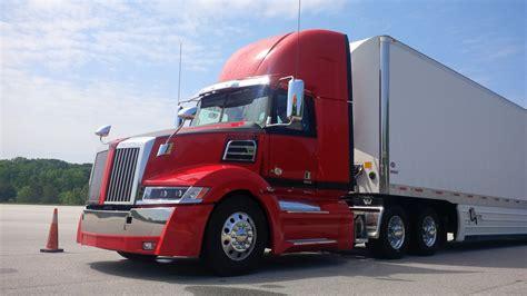 western increases sales defying slumping truck