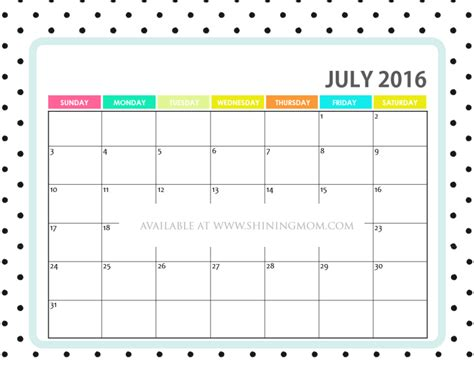 free printable cute planner 2016 search results for cool print out calendars calendar 2015