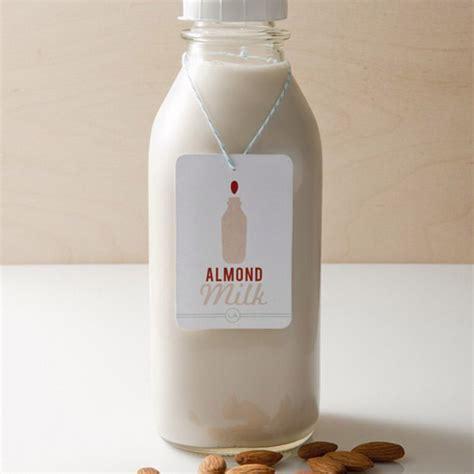 Almond Rawalmond Milk almond milk la cool