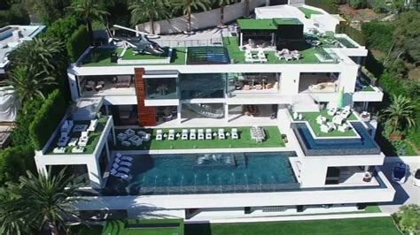 250 million dollar house 250 million mega mansion in bel air is most expensive