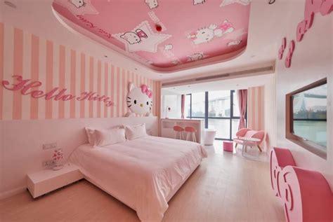 kitty bedroom decoration interior design