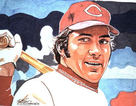 johnny bench children quot johnny bench quot drawing art prints and posters by neal portnoy artflakes com