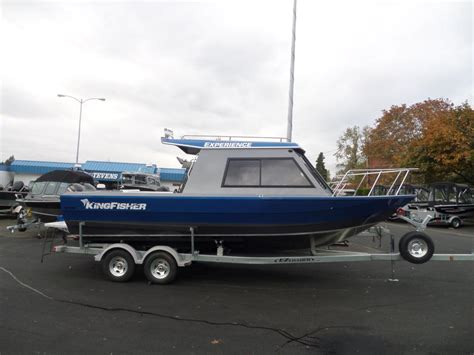 kingfisher fishing boats for sale king fisher boats for sale