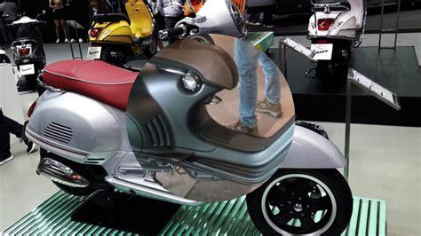luxury  vespa gts  scooter matic bike youtube