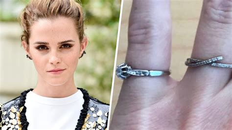 emma watson ring update emma watson asks internet to help her find rings lost at a