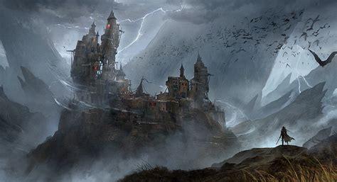dracula castle dracula castle by nkabuto on deviantart