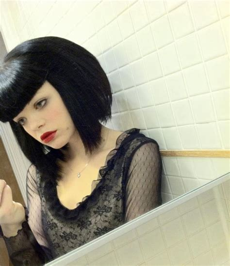 black hairstyles gone wrong black blunt bob with bangs can t go wrong short hair