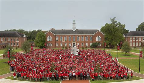 Of Louisiana At Lafayette Mba Tuition by Freshman Class Contributes To Ul Lafayette S