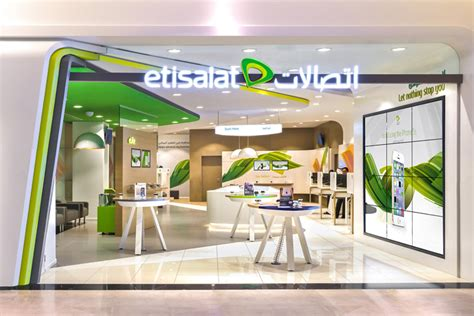 etisalat 187 retail design