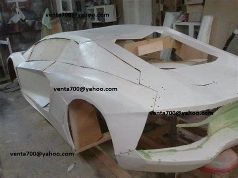 Lamborghini Aventador Replica Kit Purchase New Lamborghini Aventador Kit Kit Car