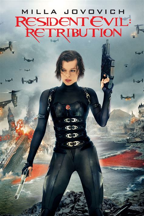 resident evil resident evil retribution 2012 posters the