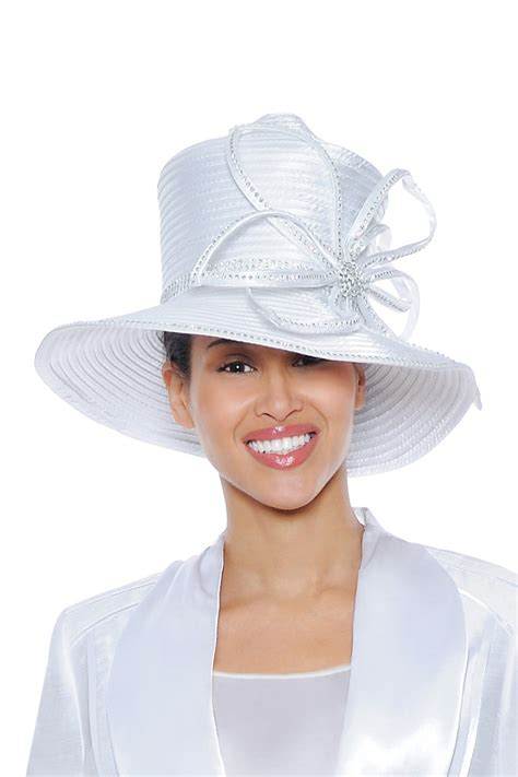 hats white g4633h not just church suits