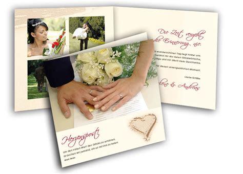 Foto Hochzeitseinladung by Dankeskarten Mit Foto Herz Im Sand