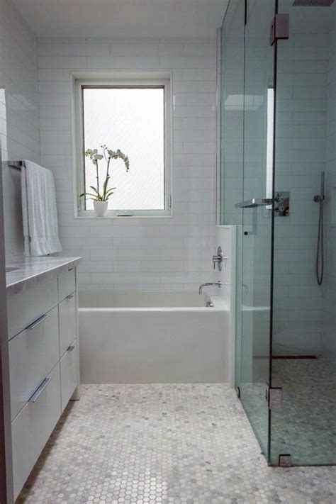 hex tile bathroom 34 white hexagon bathroom floor tile ideas and pictures