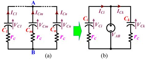 capacitor voltage balancing energies free text an automatic switched capacitor cell balancing circuit for series